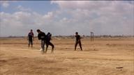 Chamada GNews Especial mostra o futebol dos refugiados