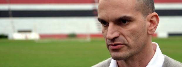 Gustavo Assed, presidente do Botafogo-SP (Foto: Rafael Martinez / Assessoria BFC)