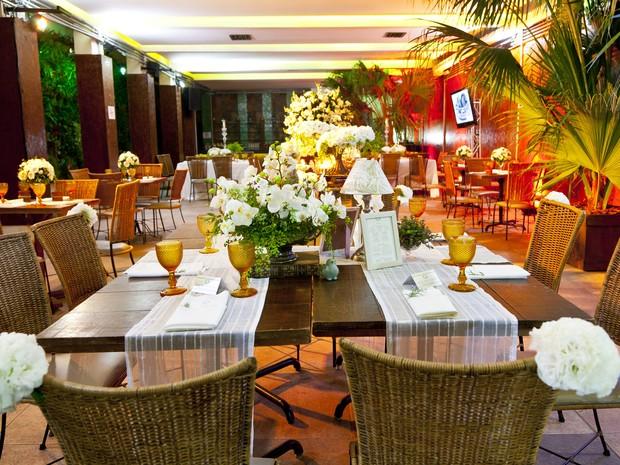 Casamentos em restaurante: Tantra (Foto: Divulgação)