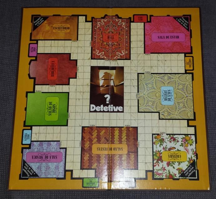 Jogos de Tabuleiro Mistura com Rodaika Inspiração xadrez banco imobiliario detetive (Foto: Divulgação/Doragon)