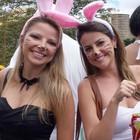 Veja fotos do carnaval em BH e Ouro Preto (Pedro Triginell / G1)