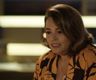 Gilda descobrirá que Marisa espera um filho de Haroldo (TV Globo)