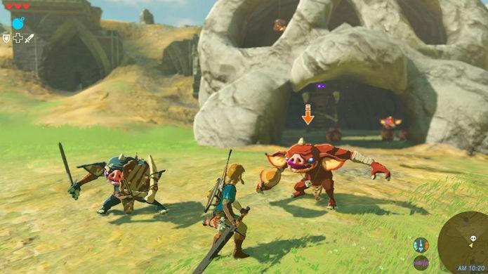 The Legend of Zelda: Breath of the Wild mistura nostalgia e inovação (Foto: Divulgação/Nintendo)