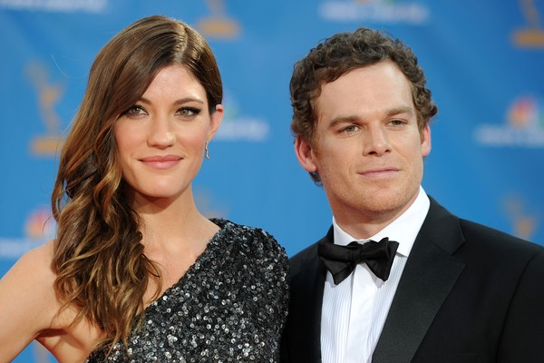 Michael C. Hall e Jennifer Carpenter (Foto: Getty Images)
