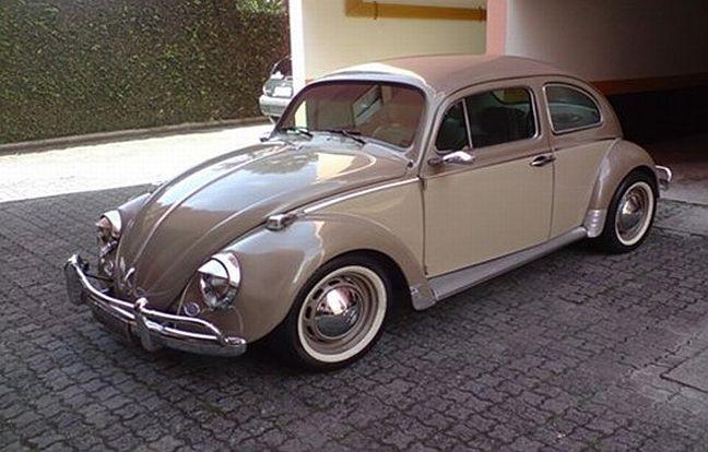 Volkswagen cor chocolate (Foto: Divulgação)
