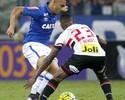 """Maior """"ladrão de bolas"""" do Brasileiro, Bryan tenta ser mais efetivo no ataque"""