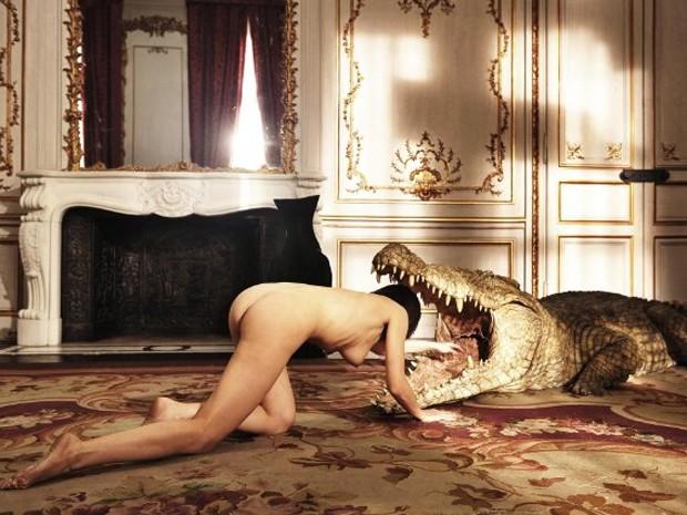 Brigitte lo cicero nude nectar 2014 - 2 part 10
