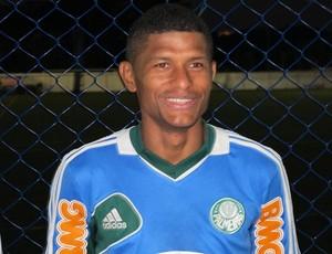 Marcio Araujo treino Palmeiras (Foto: Gustavo Serbonchini)