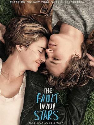 Cartaz do filme baseado no livro 'A culpa é das estrelas', que estreia em 2014 (Foto: Divulgação)