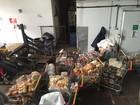 MP apreende 3 ton de alimentos estragados e sem procedência no RS