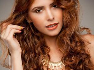 Amanda Gontijo foi a última eleita Miss Divinópolis (Foto: Amanda Gontijo/Arquivo Pessoal)