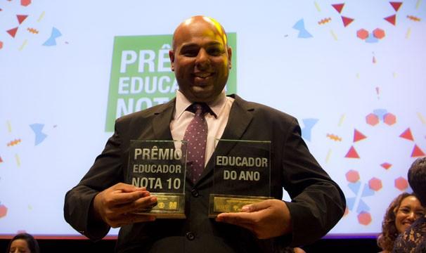 Educador Nota 10 (Foto: Globo/ Amanda Freitas)