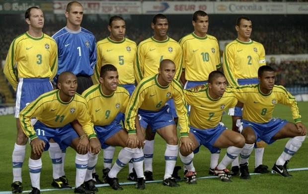 Brasil x Espanha 1999 (Foto: Getty Images)