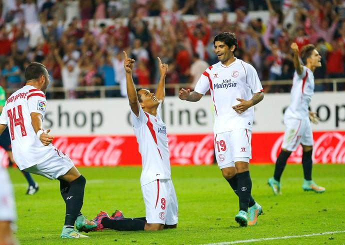 Carlos Bacca, Sevillax Villarreal (Foto: Reuters)