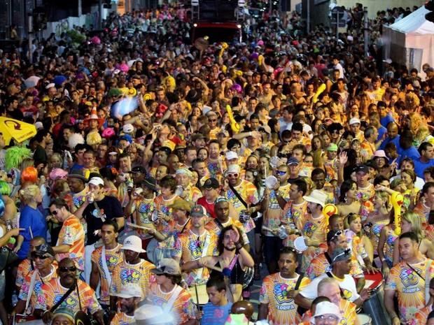Bloco Sou+Eu será no sábado 1º de março, em Florianópolis (Foto: Bloco Sou+Eu/Divulgação)