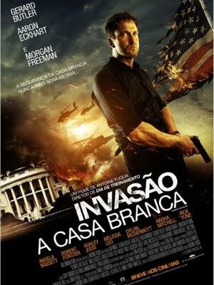 Invasão a Casa Branca. (Foto: Divulgação)