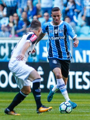 Luan Grêmio (Foto: Lucas Uebel/Grêmio)