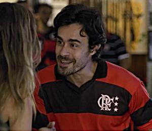 Erom Cordeiro em Chapa Quente (Foto: TV Globo)
