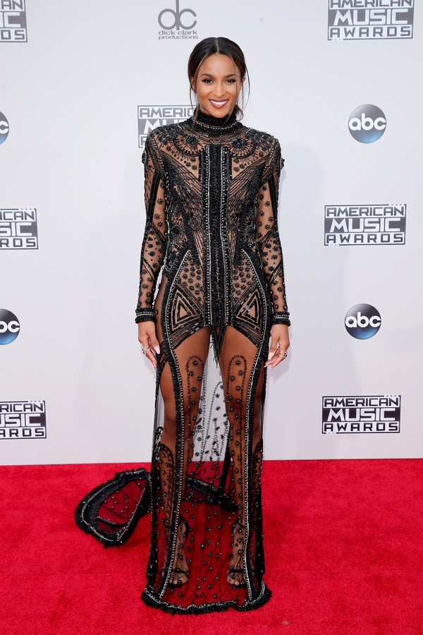 A cantora Ciara (Foto: Getty Images)
