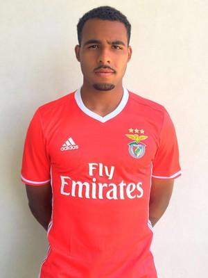 Vinícius Jaú Atlético-PR Coritiba Benfica (Foto: Arquivo pessoal)