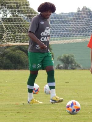 Barbio Chapecoense (Foto: Laion Espíndula)