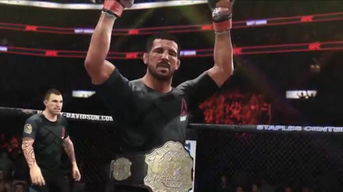 Novo vídeo de EA Sports UFC 2 fornece detalhes do modo carreira e online (Foto: Reprodução/YouTube)