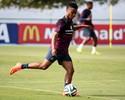 Welbeck é ausência em treino e preocupa Inglaterra para estreia