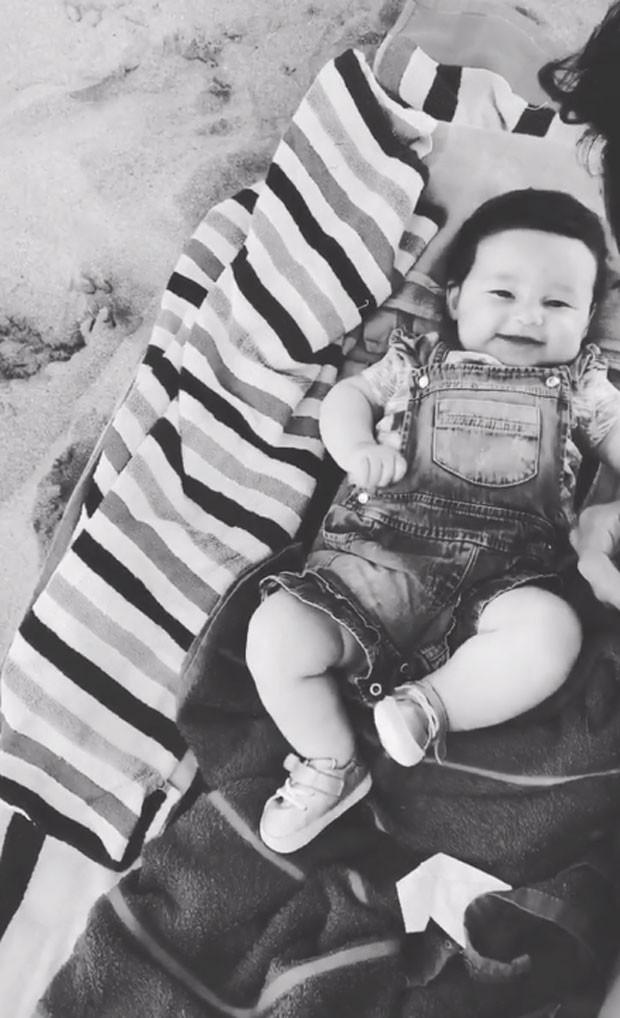 Madalena e seu sorriso  contagiante (Foto: Reprodução Instagram)