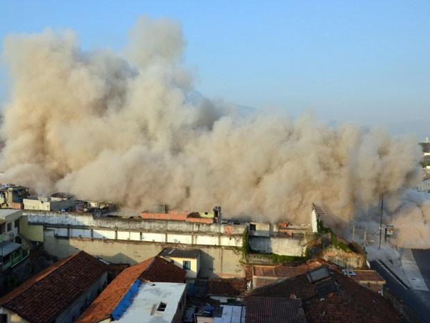 O local foi desapropriado pela Secretaria municipal de Fazenda em agosto de 2011  (Foto: Divulgação Prefeitura)
