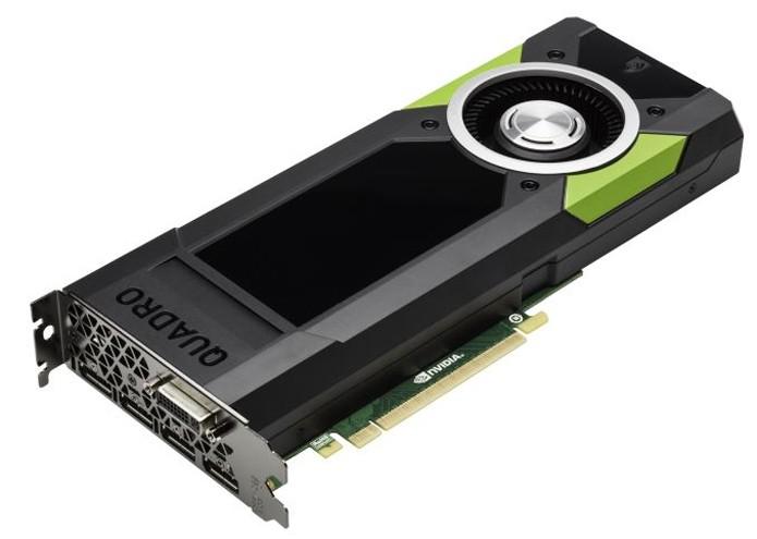 Novas placas Quadro adotam GPUs Maxwell com boa performance (Foto: Divulgação/Nvidia)