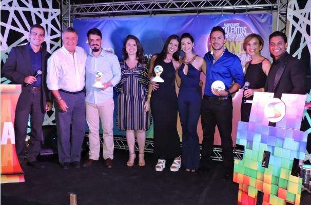 15º Talentos da Publicidade reuniu agências, produtoras e anunciantes da região (Foto: Bernard Souza/ TV Rio Sul )