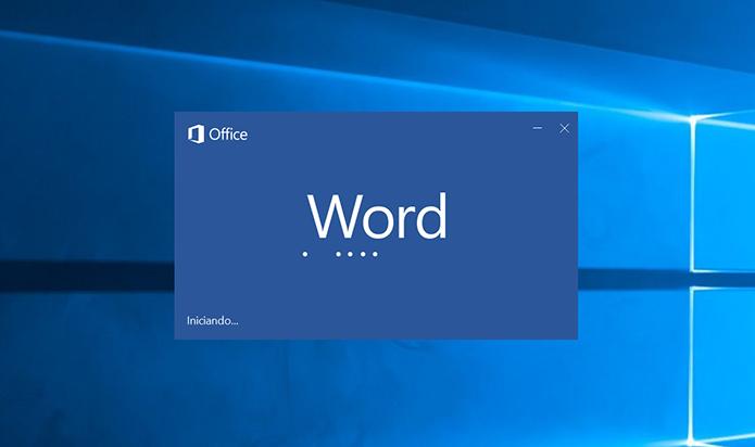 Word pode abrir último arquivo editado a partir de comando (Foto: Reprodução/Elson de Souza)