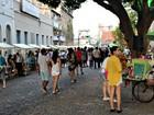 1ª Feira do Paço reúne gastronomia, arte e caça a Pokémons em Manaus