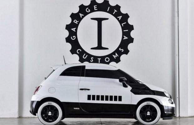 Fiat 500 Stormtrooper (Foto: Divulgação)