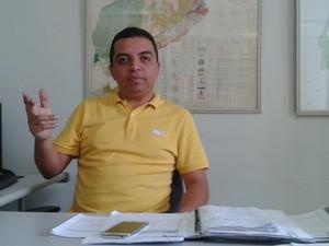 Professor de cursinho preparatório dá dicas como montar um horário de estudo  (Foto: Gilcilene Araújo/G1)