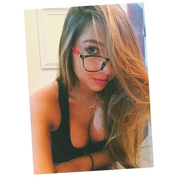 Carolina Portaluppi (Foto: Instagram/ Reprodução)