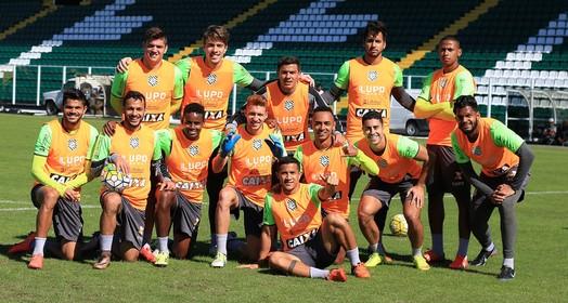 globo esporte (Luiz Henrique/Figueirense FC)