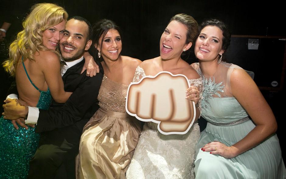 05a396b60 O blog 'Say I Do', especializado em casamentos, teve acesso às fotos da  badalada cerimônia, tiradas por Maira Preto