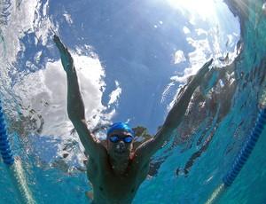 Felipe Ribeiro Santa Cecília natação Olimpíadas Escolares Poços de Caldas (Foto: Satiro Sodre/AGIF/COB)