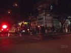 Acidente entre carro e caminhonete deixa sete feridos em Foz do Iguaçu