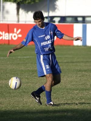 Angelim no Fortaleza (Foto: Agência Diário)