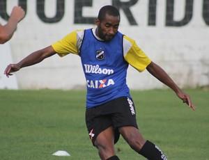Maurício - zagueiro do ABC (Foto: Leonardo Pessoa/Divulgação)