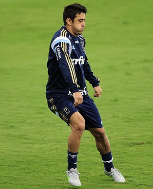 Robinho Palmeiras (Foto: Marcos Ribolli)