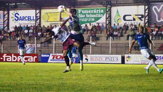 Atlético-IB x Avaí (Foto: Daniel dos Santos/Divulgação)
