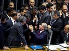 Cunha diz estar 'seguro' da legalidade de votação secreta para comissão
