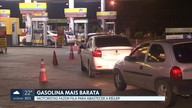 Motoristas fazem fila para achar gasolina mais barata no DF