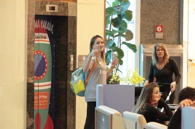 Fernanda Gentil  (Foto: AgNews)