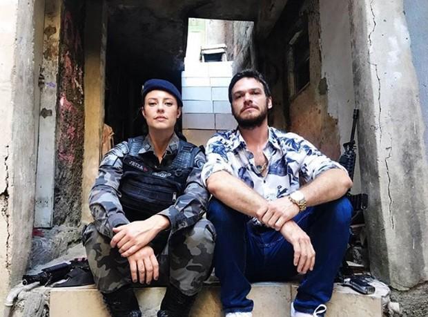 Paolla Oliveira e Emilio Dantas  (Foto: Reprodução/Instagram)