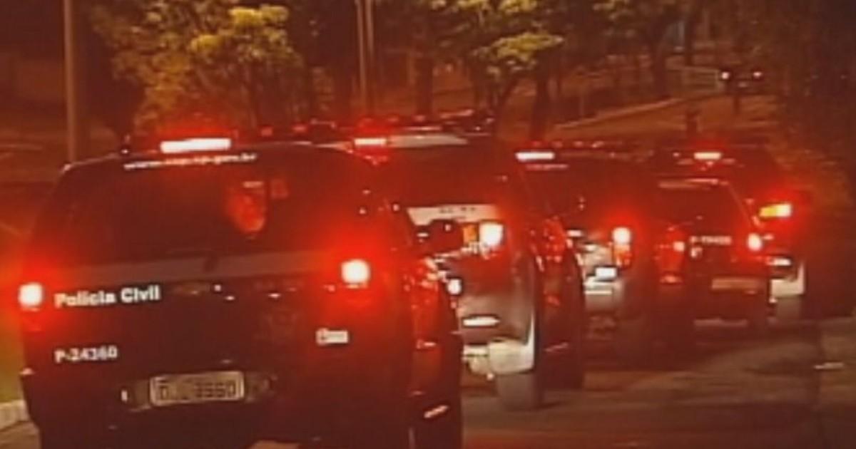 Operação contra crime organizado prende 26 pessoas na região de ... - Globo.com