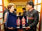 Caso do senador não altera relações entre Brasil e Bolívia, diz Figueiredo